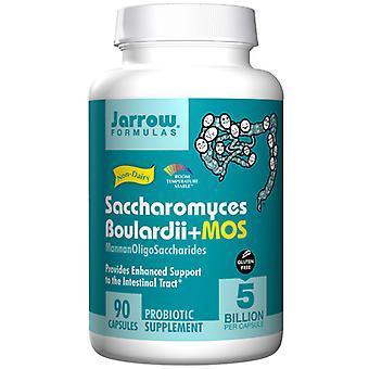 Jarrow Formulas Saccharomyces Boulardii Plus MOS, 90 Korkkia
