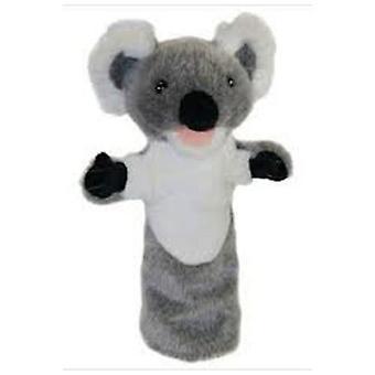 De Puppet Company lange mouwen handschoen Puppet Koala Beer