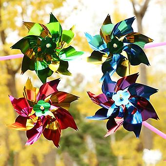Décoration colorée Diy Wind Spinner