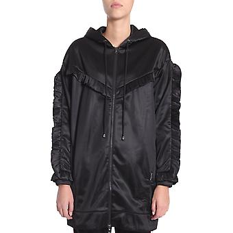 Forte Couture Fcfw173020blk Women's Black Polyester Sweatshirt