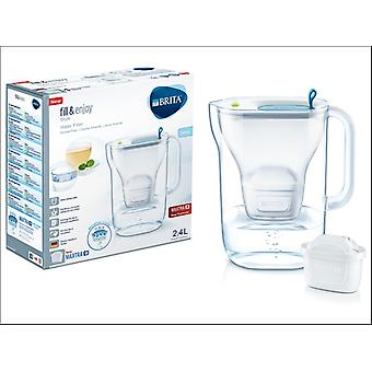 Brita M+ Style Water Filter Cool Blue 1021886