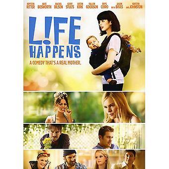 Life Happens [DVD] USA import