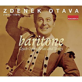 モーツァルト/ロッシーニ/ドニゼッティ/ヴェルディ/ルッジェーロ ・ レオンカヴァッロ/プッチーニ - ズデニェク Otava: バリトン - チェコのオペラ ・ アリアと歌 [CD] USA 輸入