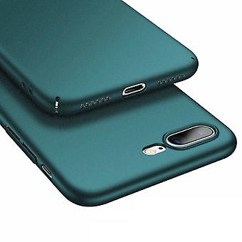 USLION iPhone 6 Plus Ultra Thin Case - Hard Matte Case Cover Green