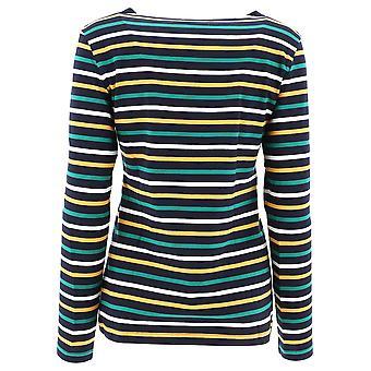 Saint James 25932j Women's Multicolor Cotton Sweater