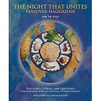 NIGHT THAT UNITES PASSOVER HAGADDAH
