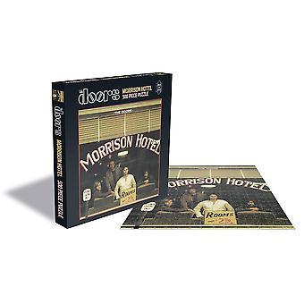 The doors - morrison hotel album cover 500pc puzzle