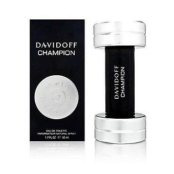 Davidoff Champion Eau de toilette spray 50 ml