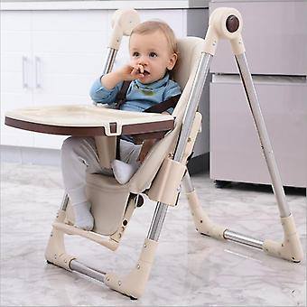 Opvouwbare Baby Dining Chair Multifunctionele Stoel