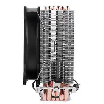 Cpu Cooler, Heatpipe Single/double Fan Cooling, Support Intel Amd
