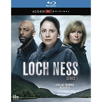 Loch Ness: Serie 1 [Blu-ray] USA import