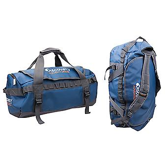 Top DA 30L 2 in 1 Holdall Rugzak Travel Bag Blauw