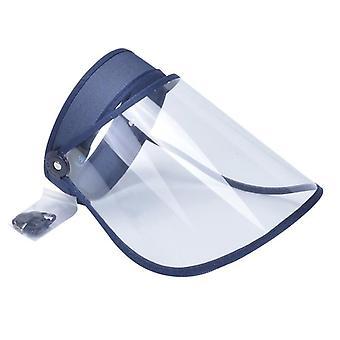 Transparent Protective Flip-up Rotatable Adjustable Dustproof Anti-droplet