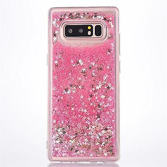 For Samsung Galaxy S5 S6 S7 Edge S8 S9 S10 Plus Note 5 8 9 Quicksand Glitter
