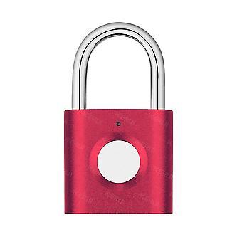 Mini Anti-furt, Inteligent Smart Security Amprenta Lacăt, Valiza,