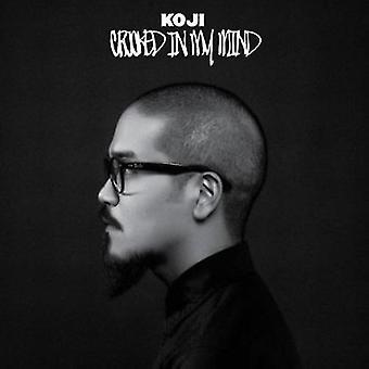 Koji - Crooked in My Mind [CD] USA import