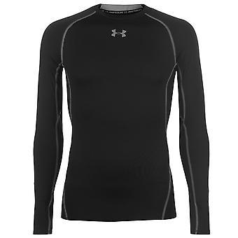Under Armour Mens HeatGear T-Shirt à manches longues Sports Baselayer Top