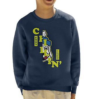 Slush Puppie Just Chillin Kid's Sweatshirt