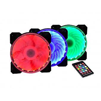 RGB fan X2 Magic Lantern 3 în 1 set