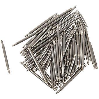 Din oțel inoxidabil Ceas Band Curea de primăvară Bar Link Pins Remover (argint)