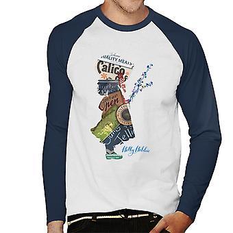 Holly Hobbie Velkommen til Collinsville Men's Baseball Langærmet T-shirt