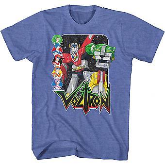 Voltron kommer tillsammans T-shirt