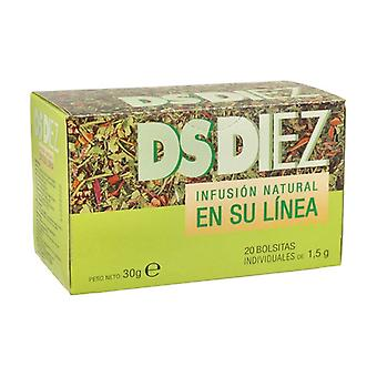 Ds-Dez Infusion 20 packets