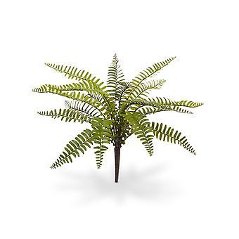 Bouquet di felce asplenio artificiale 35 cm