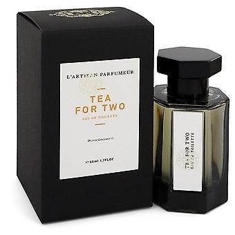 Tea For Two Eau De Toilette Spray By L'Artisan Parfumeur 1.7 oz Eau De Toilette Spray
