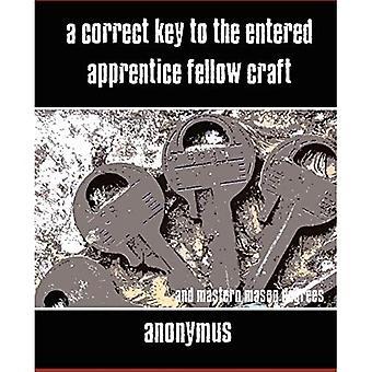 Oikea avain syötettyihin oppisopimusoppilaan käsityö- ja mestarimuuraritutkintoihin