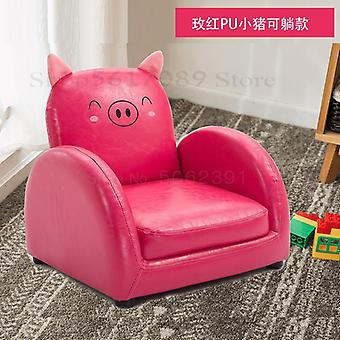 Children's Sofa Cartoon Princess Baby Chair Cute Reclining Room Decoration