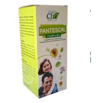 CFN Syrop Pantecal (alergie i mechanizmy obronne) -ff-250 ml.