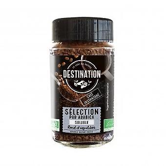 Destination Instant Kaffee Lyophilisiert 100% Arabica 100 gr