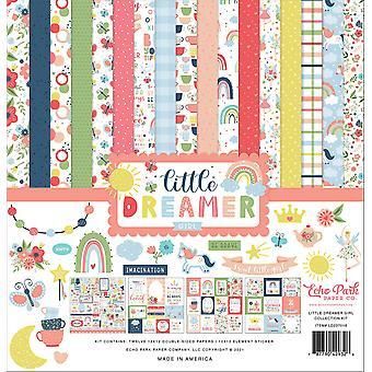Echo Park Little Dreamer Kit de collection fille