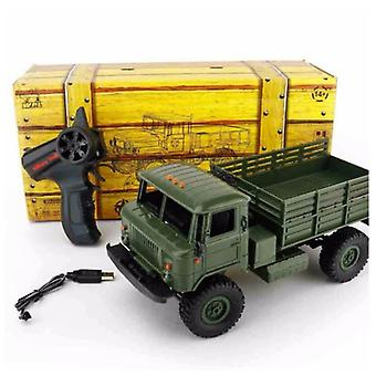 Wpl B-24 Remote Control Military Truck