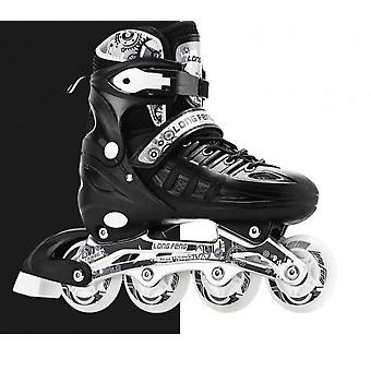 Boys Women Adult Flat Roller Skates