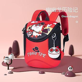 Backpack Pink Cartoon Anime Outdoor Bag's School Bag