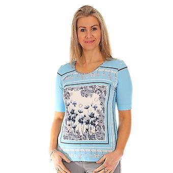 EUGEN KLEIN Eugen Klein Blå T-shirt 9283 11410