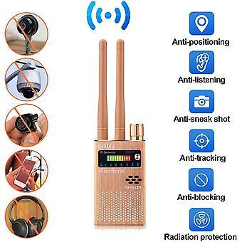 Rilevatore di segnale Spia Anti Camera Wireless GPS Tracker Trova
