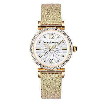 Saint Honore Analog Quartz Women's Watch with Stainless Steel Strap 7520123AFDT2