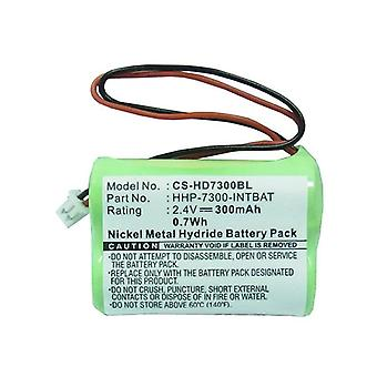 Cameron Sino Hd7300Bl Battery Replacement For Handheld Barcode Scanner