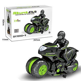 Enfant Toy Stunt Modèle télécommande voiture, Figure Drift, Rotation à grande vitesse,