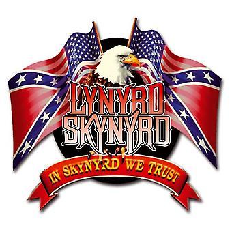 Lynyrd Skynyrd - Adler Grußkarte