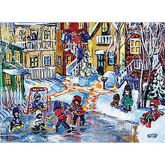 Eurographics The Usual Gang Jigsaw Puzzle (1000 pièces)