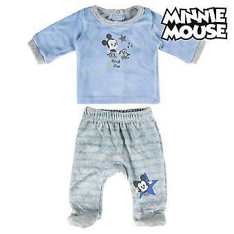 Children's Pyjama Minnie Mouse Blue