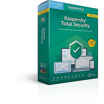 Kaspersky Total Security 2020 Update And 5 Posts