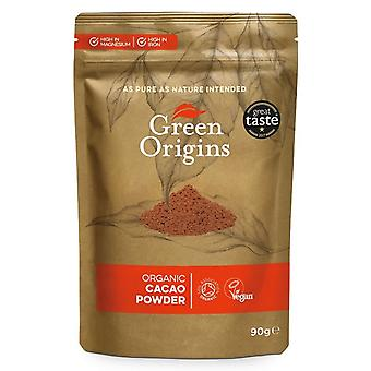 Organic Cacao Powder - 90 grams