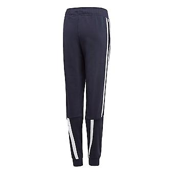 Children's Tracksuit Bottoms Adidas B BOLD PANT GE0908 Navy
