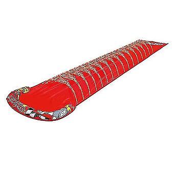 Extérieur Kids Inflatable Spray Sprinkler 5m Single Slide Super Water Slide