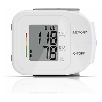 Wrist Blood Pressure Monitor Haeger Wrist Heart